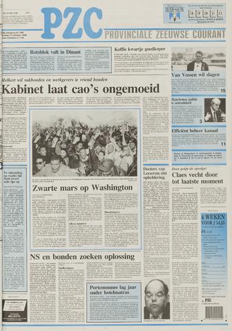 Provinciale Zeeuwse Courant 1995-10-17