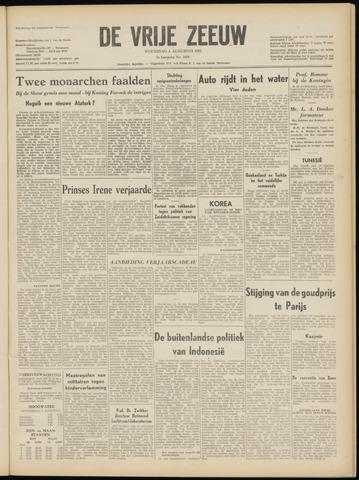 de Vrije Zeeuw 1952-08-06