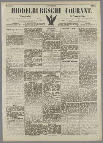 Middelburgsche Courant 1897-11-03