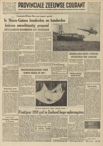 Provinciale Zeeuwse Courant 1959-12-16