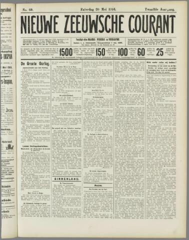 Nieuwe Zeeuwsche Courant 1916-05-20