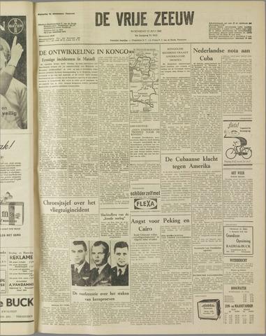 de Vrije Zeeuw 1960-07-13