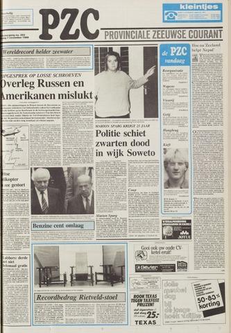 Provinciale Zeeuwse Courant 1986-11-07