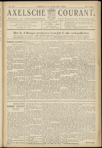 Axelsche Courant 1939-01-06