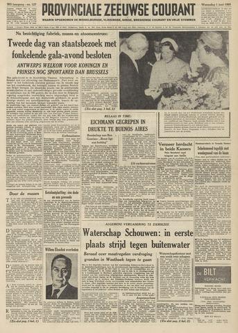 Provinciale Zeeuwse Courant 1960-06-01