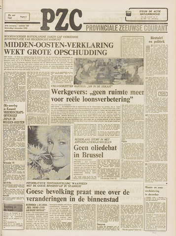 Provinciale Zeeuwse Courant 1973-12-05