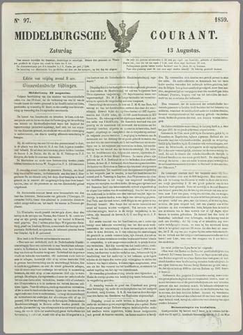 Middelburgsche Courant 1859-08-13