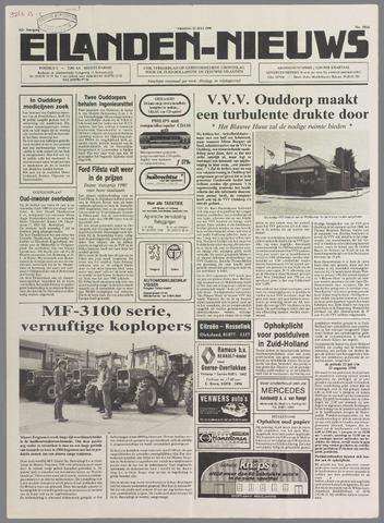 Eilanden-nieuws. Christelijk streekblad op gereformeerde grondslag 1990-07-13