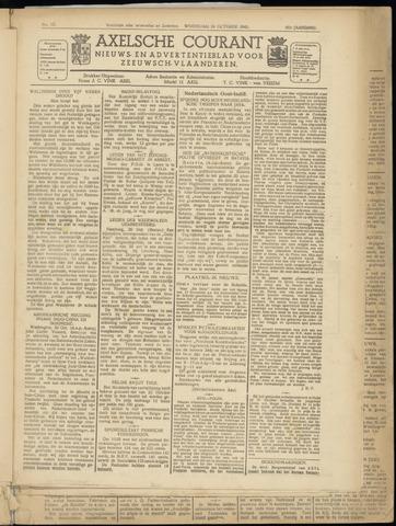 Axelsche Courant 1945-10-24