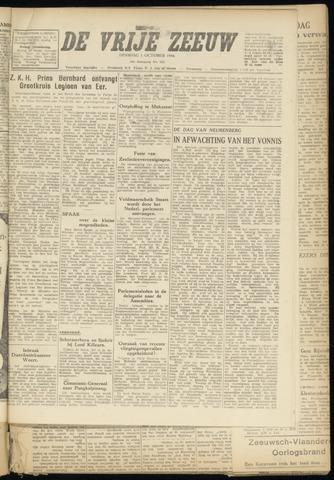 de Vrije Zeeuw 1946-10-01