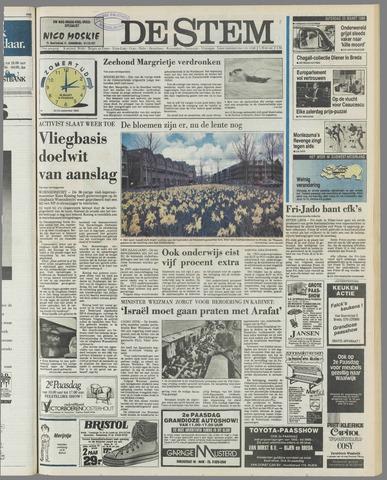 de Stem 1989-03-25