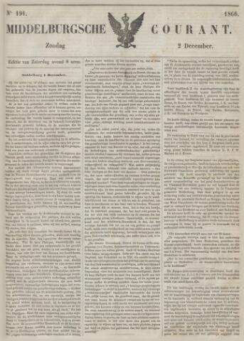 Middelburgsche Courant 1866-12-02