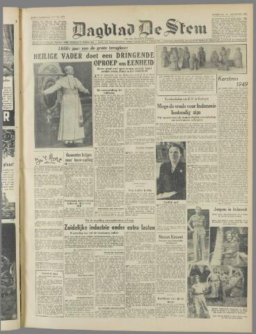 de Stem 1949-12-24