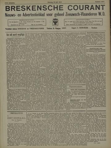 Breskensche Courant 1938-07-26