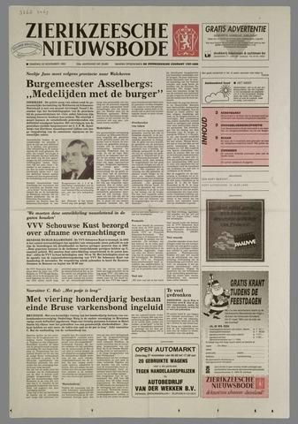 Zierikzeesche Nieuwsbode 1993-11-23