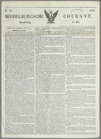 Middelburgsche Courant 1862-05-15