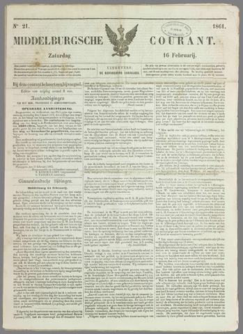 Middelburgsche Courant 1861-02-16
