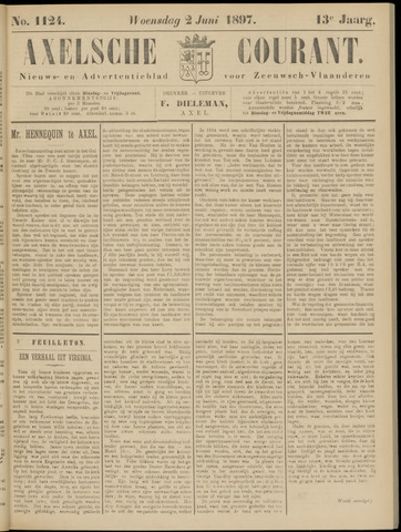 Axelsche Courant 1897-06-02