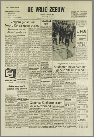 de Vrije Zeeuw 1968-01-27