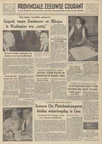 Provinciale Zeeuwse Courant 1959-01-19