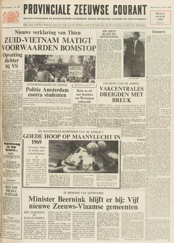 Provinciale Zeeuwse Courant 1968-10-23