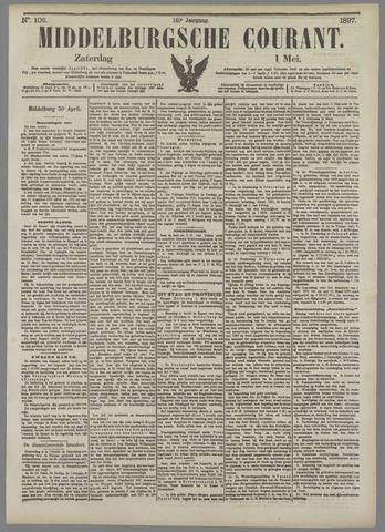 Middelburgsche Courant 1897-05-01