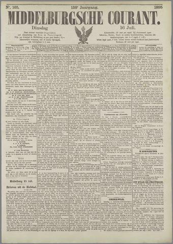 Middelburgsche Courant 1895-07-16