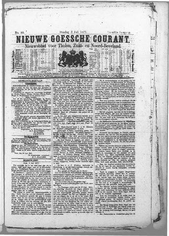 Nieuwe Goessche Courant 1877-07-03