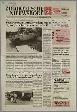 Zierikzeesche Nieuwsbode 1994-09-22