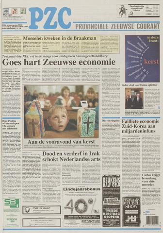 Provinciale Zeeuwse Courant 1997-12-24
