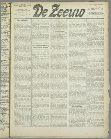 De Zeeuw. Christelijk-historisch nieuwsblad voor Zeeland 1918-01-17