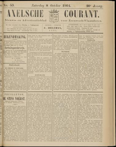 Axelsche Courant 1904-10-08
