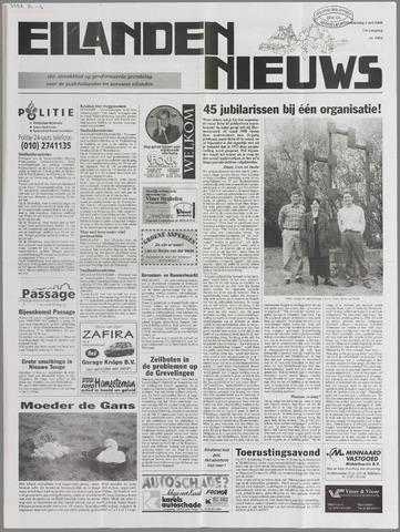 Eilanden-nieuws. Christelijk streekblad op gereformeerde grondslag 2000-05-04