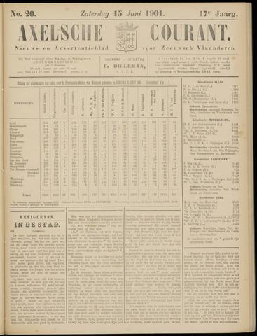 Axelsche Courant 1901-06-15