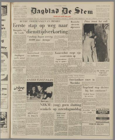 de Stem 1961-02-28