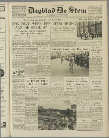 de Stem 1955-05-09