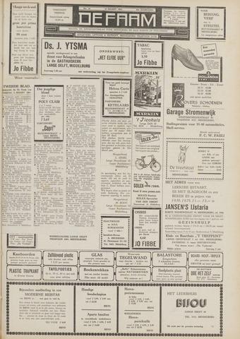 de Faam en de Faam/de Vlissinger 1961-03-10