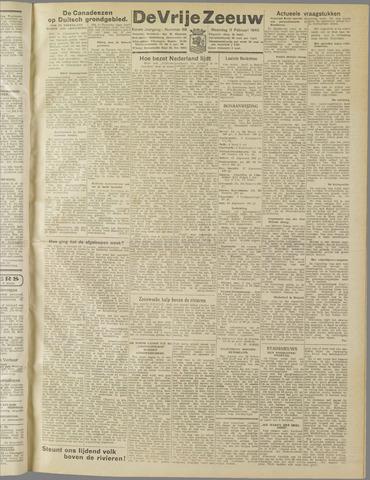 de Vrije Zeeuw 1945-02-11