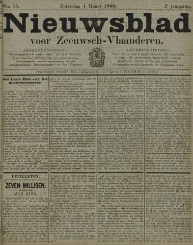 Nieuwsblad voor Zeeuwsch-Vlaanderen 1893-03-04