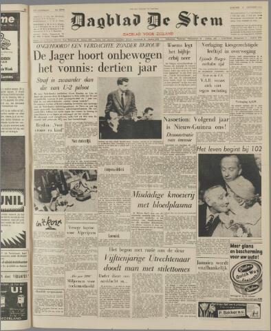 de Stem 1961-10-06