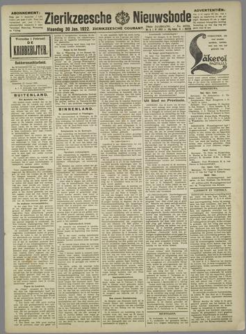 Zierikzeesche Nieuwsbode 1922-01-30