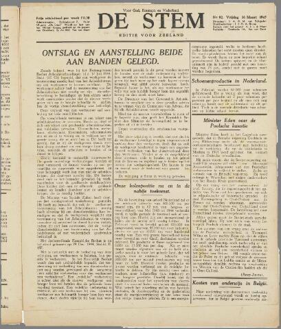 de Stem 1945-03-16