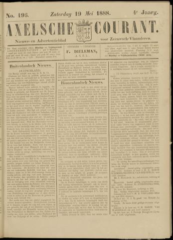 Axelsche Courant 1888-05-19