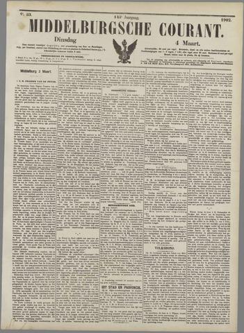 Middelburgsche Courant 1902-03-04
