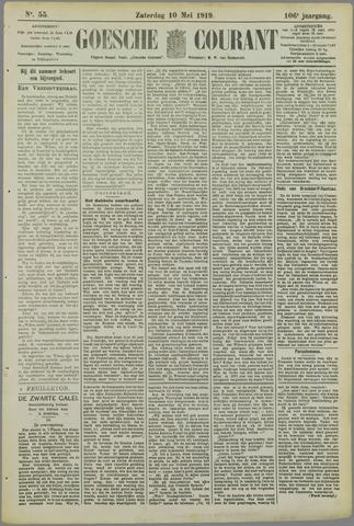 Goessche Courant 1919-05-10