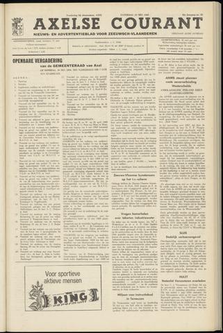 Axelsche Courant 1968-05-25