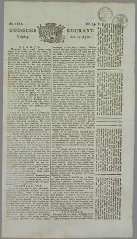 Goessche Courant 1827-04-26