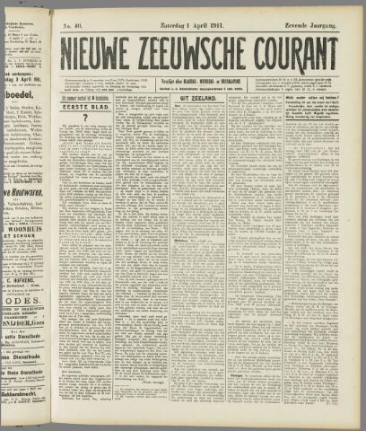 Nieuwe Zeeuwsche Courant 1911-04-01