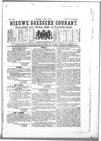 Nieuwe Goessche Courant 1878-05-07