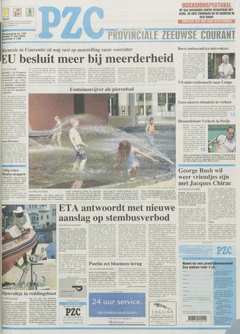 Provinciale Zeeuwse Courant 2003-05-31